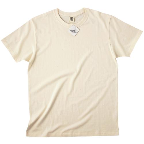 オーガニックコットンTシャツ(00034-OGT)